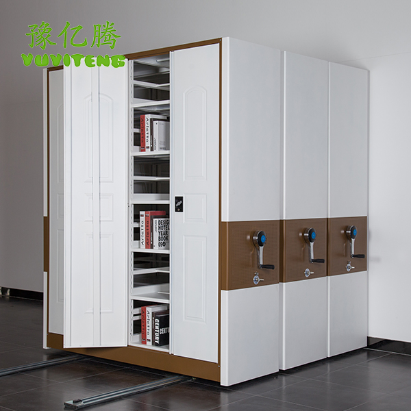 02 deluxe compact shelving