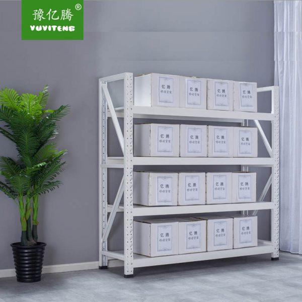 heavy duty storage shelf