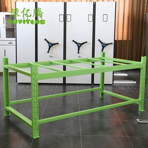 Vertical grow rack