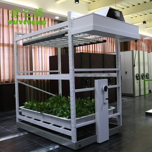 Mobile grow rack